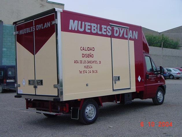 Transporte de muebles